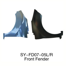 FORD NEW Fiesta 2009- Front Fender