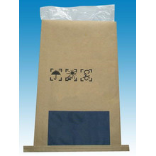 Moistureproof Kraft Paper Thin Film Composite Bag for Polypropylene