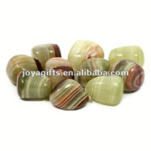 High Polished Gemstone beige pebble stone