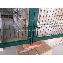 3 фута H 5 дюймов x 5 футов H Оцинкованная сталь Проходные заборные ворота