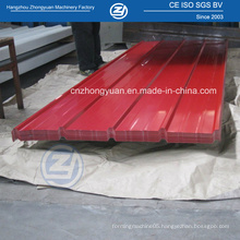 Cold Roll Formed Roof Steel Sheet