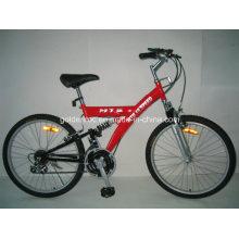 """24 """"bicicleta de montanha de armação de aço (2402)"""