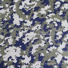 Tissu de camouflage en coton pour l'utilisation de Shirting (80X80 / 190X120)