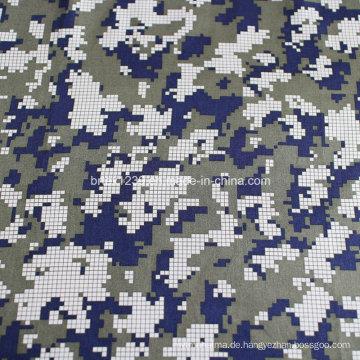 Cotton Camouflage Stoff für Shirting Gebrauch (80X80 / 190X120)