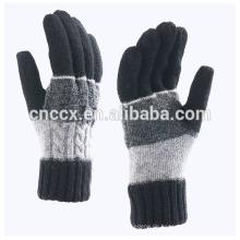 P18C01TR Herren Herbst Winter Mode 100% Kaschmir Handschuh