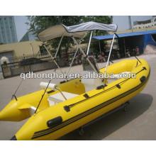 New style bateau de nervure à vendre