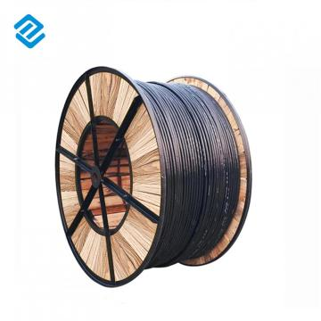 pvc insulated and sheathed underground power cable