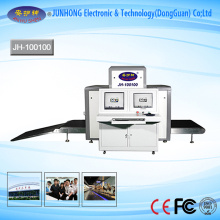 Building Offices X-Ray Baggage Scanner Machine