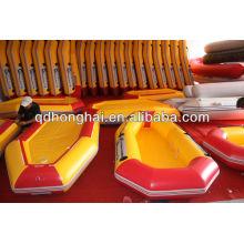 raft boat fishing boat