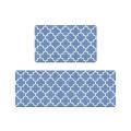Kitchen Rugs Blue Color Set