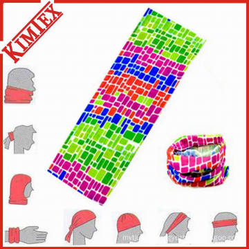 Fashion Polyester Tubular Multi Buff for Promotion