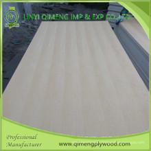Good Grain AAA or AA Grade Ep Teak Fancy Plywood
