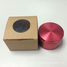 2015 Hottest Selling Smoke Grinder, Zinc Alloy 4 Layers Herb Grinder Free OEM Service Available