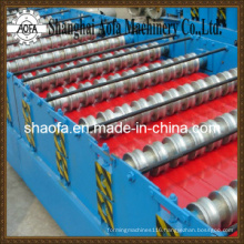 Roofing/Wall Panel Roll Forming Machine (AF-R890)