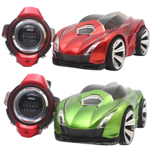 2019 Hot Intelligence Watch Remote Control Car 6 colors Optional Voice Control Watch RC Car for Children Gift Creative TOY