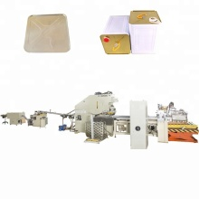 Automatic Square Oil Tin Lid Making Machines
