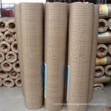 The Best Price in China Factory Galvanized Welded Wire Mesh