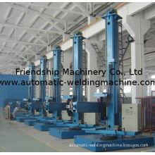 High Efficient Pipe Welding Manipulator , Stationary Welding Column And Boom