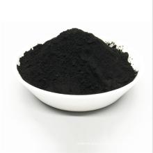 Carbon black powder pigment for enamel pot/cookware