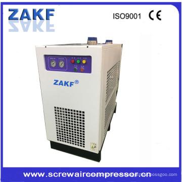 Industrial 6.5Nm3 / min reliable air freezing air compressor central pneumatic air compressor