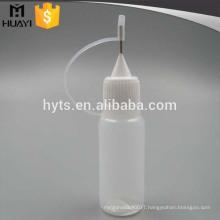 10ml 15ml pe long thin tip plastic dropper bottle