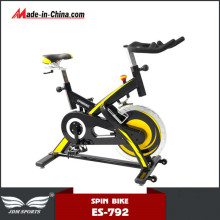 Снаряжение для велосипеда с магнитной системой для тяжелого махового колеса
