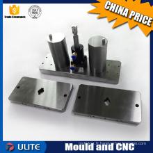 OEM ODM CNC usinage pour aluminium, alliage d'aluminium, alliage d'aluminium zinc
