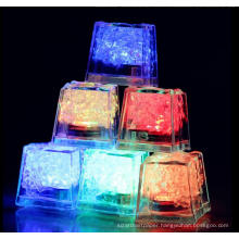 party LED glow stick ice cube