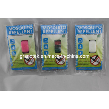 Certification chaude de CE de bracelet de moustique en caoutchouc de vente