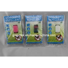 Certificação de borracha do CE do bracelete do mosquito da venda quente