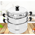 Multi Layers Profesional Acero inoxidable Steamer Pot