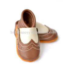 Moda meninos prewalker baby slipper shoes 0-24months