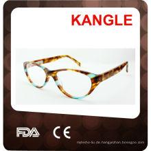 2017 Acetat optische Brillenfassungen