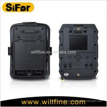 Función GPRS 5/8 / 12MP infrarrojos 2'Color visor LCD gsm mms interior caza cámara de exploración H.264 CMOS