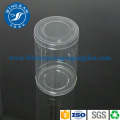 Pen Storage Box Clear Cylinder Container Tube