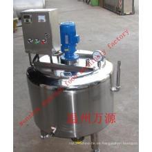 Calefacción Eléctrica Sanitaria Tanque de Mezcla de Acero Inoxidable