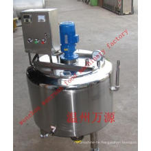 Electrical Heating Sanitary Stainless Steel Mixing Tank