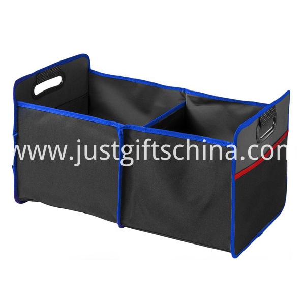 Custom Imprinted Polyester Car Organizer W Logo