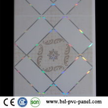 Hotstamp Flat PVC Painel PVC Teto 30cm 6mm Hotselling na África do Sul