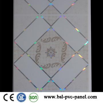 Hotstamp flache PVC-Verkleidung PVC-Decke 30cm 6mm Hotselling in Südafrika