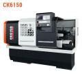 High precision CNC lathe machine for metal machining