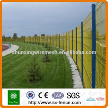 Metal Frame Material Fence Panel