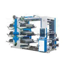 Automatische 6 Farben Flexodruckmaschine (YT-6800)