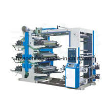 Automatic 6 Colors Flexo Printing Machine (YT-6800)