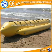 Válvula de calidad superior barco inflable barco pontón inflable con el mejor material