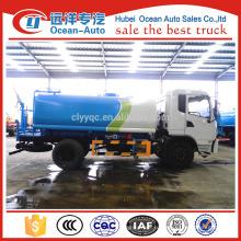 Dongfeng 12 кубических метров водяных самосвалов на продажу