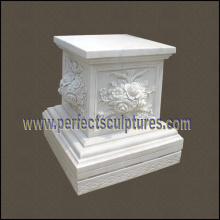 Stone Granite Marble Base for Garden Sculpture (BA072)