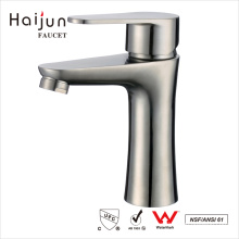 Haijun Unique 0.1~1.6MPa Thermostatic Waterfull Drinking Water Basin Faucet