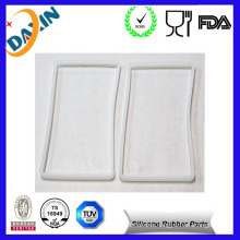 Phone Parts Silicone Rubber Rectangular Dust-Proof Ring
