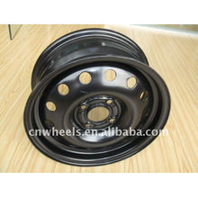 Small snow wheel rims, 16inch steel rim (car parts)